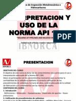 Presentacion API 1104