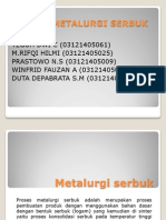 Power Point Metalurgi Serbuk