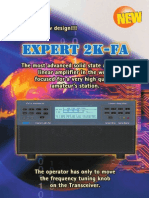 SPE Expert 2K-FA Brochure