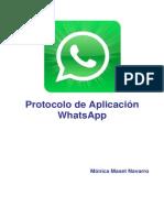 XMPP  WhatsApp
