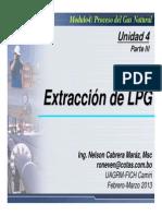 FICH_U4_05_Extraccion de Licuables y Gasolina Natural
