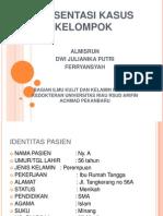 Presentation Kasus Kelompok....Dermatitis Statis