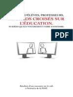 Maif Regards Croises Sur Education