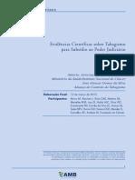 Evidencias Cientificas Sobre Tabagismo Para Subsidio Ao Poder Judiciario AMB