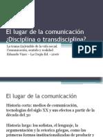 El Lugar de La Comunicación 2014