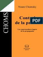 Control de La Prensa Chomsky