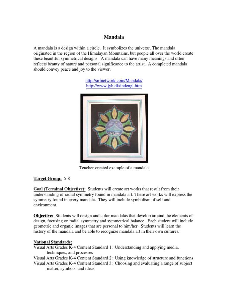 Mandala New | Mandala | Symmetry