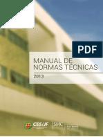 Manual de Normas Técnicas 2013(1)