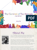 Major Project- The Carnival of the Animals- Art Of