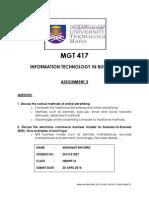 Assgmnt2 MGT417