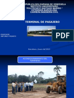 Presentacion-terminal de Pasajeros