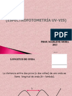 ESPECTROFOTOMETRIA DEFINITIVA 2013