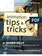 Animation Tips & Tricks