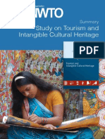 WORLD TOURISM ORGANIZATION. Study on Tourism and Intangible Cultural Heritage (Disponible en Internet)