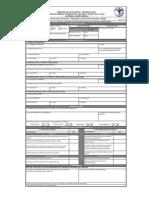 DRCA-004 VER3 Licencia Actualizado