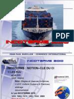 INCoterm2010-UPMF