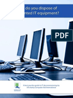 Best Practice Guide to IT Decommissioning A4