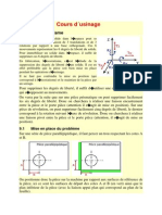 Cours d Usinage de l Isostatisme