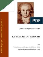 Le Roman Du Renard Source