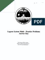 Lagoon Math