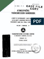 Atmos Transmission Hdbk