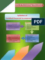 02 Certified Financial Accountant Program Syllabus