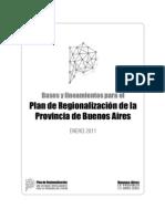 Plan Estrategico de La Provincia de Buenos Aires 2010 2020