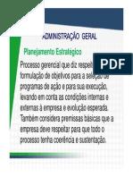 Noções de Administração - Tribunais - Técnicos (2013) Aula 01
