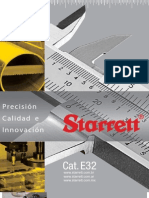 Catalogo General de Productos Starrett e32