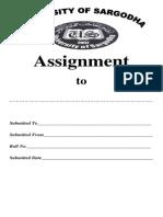 Assginments of 23 Programs