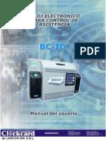 Manual Bc Id