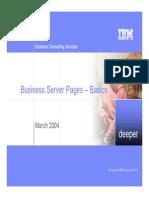 15_Business Server Page - Basics v1.3