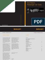 Continental Car Tyres - Tyre Basics