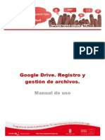Manual 09 Google Drive. Registro y Gestion de Los Archivos