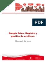 Manual 09 Google Drive. Registro y Gestion de Los Archivos