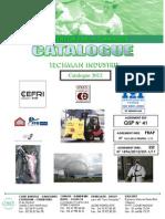 Catalogue de Nos Formations 2012