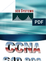 Cisco Ccna Presentation Slide