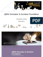 Demo_Lab QEMU Simulator & Symbian Foundation