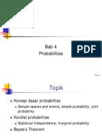 probabilitas ( satatistika )