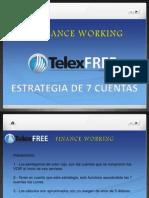 Estrategia de 7 Cuentas (Nuevo Plan) Modo Presentación