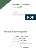 HPC Lecture29