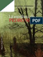 La Escritura de Pedro Mir, Versión Previa