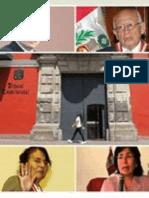 Candidatos a Magistrados del Tribunal Constitucional