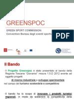 Greenspoc- Firenze 9 Maggio Conferenza Stampa