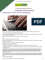 Legislação Para Abrir Uma Loja Virtual _ E-Commerce News