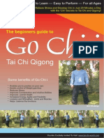 Tai Chi Qigong Easy Simple Exercises Devised by the Chinese
