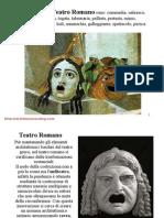 2 Storia Della Scenografia l'Antica Roma