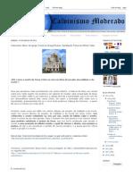 Calvinismo Moderado_ Catecismo Maior da Igreja Ortodoxa Grega Russa_ Satisfação Penal de Infinito Valor.pdf