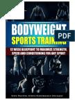 Bodyweight Sports Training