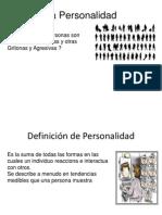 Presentacion Comportamiento Organizacional. Alfredo Nolazco Rivas